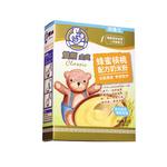 双熊金典蜂蜜核桃配方奶米粉225克/盒