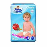 爱婴舒坦Fixies经典系列婴儿纸尿裤XXL34片
