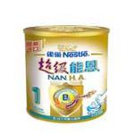 雀巢超级能恩1段配方奶粉400g