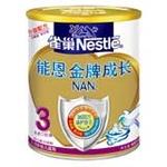 雀巢金牌成长奶粉(1岁以上) 900克