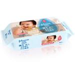 强生婴儿护肤湿巾-开心食刻80片