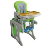 宝贝星球餐椅Yami多功能两用儿童餐椅