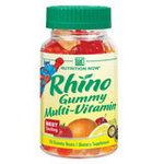 犀牛超人美国儿童果味软糖(含多种维生素)