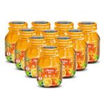 亨氏香橙汁(整箱便携装)118ml/瓶*12(4个月以上)