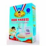 贝因美牛肉蔬菜营养米粉(3段)