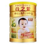 谷之爱婴幼儿钙铁锌小米粉360g