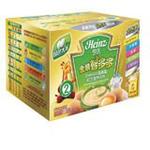亨氏金装智多多DHA+AA蛋黄羹配方营养米粉6-24个月