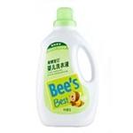 蜜蜂宝贝幼儿洗衣液1L(蜜桃青苹)