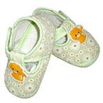 小狮子布鞋(浅绿色)12码