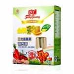 方广三文鱼蔬菜金装彩面250g