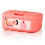 强生婴儿护肤湿巾-倍柔护肤80片盒装