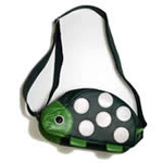 lindalinda单肩包绿乌龟