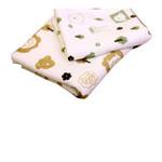 良良生态竹纺方浴巾