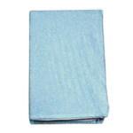 BIONERGY婴幼儿防螨抗过敏床垫护套粉兰毛圈布60*105