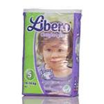丽贝乐婴儿纸尿裤5号大包装(L)