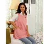 添香防辐射孕妇装防辐射服孕妇马甲60102粉色XL码