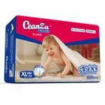 Ceanza成长日记乐动宝宝婴儿纸尿裤XL号20片