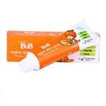 韩国保宁B&B幼儿牙膏(橙子香型)90g