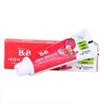【爱牙日】韩国保宁B&B幼儿牙膏(草莓香型)90g