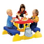 可携折合野餐桌3016(3-10岁)