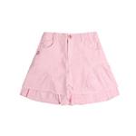 加菲猫女童短裙GLZD35201珊瑚粉130
