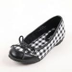 兔仔唛TUZAMA大女童新款女童皮鞋单鞋公主皮鞋黑色35码