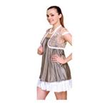 优加百分之百银纤维防辐射防电磁辐射吊带衫YD017XL