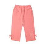 加菲猫女童针织七分裤GPWD35403粉红160