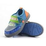 哈利宝贝夏款男女儿童镂空单网凉鞋软底防滑B58灰色29码/鞋垫实长170mm