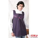 婷美防辐射紫色丝带衫  XXL