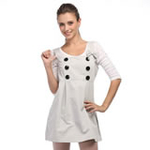 优加防辐射服30%金属纤维防辐射裙子UAE-1003-F01-XL