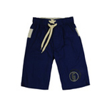 加菲猫男童梭织七分裤GPCE045101海军蓝120