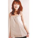 静蕾银纤维防辐射吊带衫JL201银灰XL