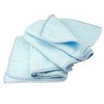 美亲竹纤维童毯蓝色