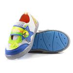 哈利宝贝网格运动鞋防滑宝宝鞋愤怒的小鸟魔术贴B239灰色28码/165