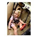 袋鼠仔仔成长型汽车座椅背带7851