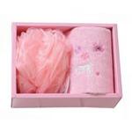 日本内野UCHINO系列樱花套装毛巾礼盒2