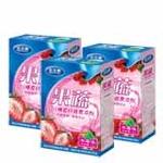 全元康果蔬小儿膳食纤维素(草莓味)*3盒