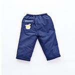 比卡诺男童裤子(兰)3-4岁6725