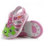 哈利宝贝软底防滑童(婴儿)凉鞋B197粉色15码/鞋子内长125mm