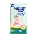 贝爱多棉柔透气婴儿纸尿裤M52
