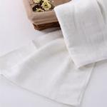 AngelDream安歌吉姆70%竹纤维小毛巾白色AGZD2A-W