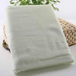 AngelDream安歌吉姆70%竹纤维方浴巾绿色AGZD3C-G