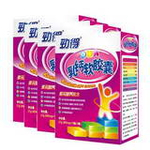 劲得钙DHA乳钙软胶囊30粒*4盒