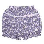 路西米儿收脚五分裤22117玫瑰紫/80