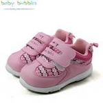 babybubbles休闲系列婴童鞋151-0050-023浅粉/24