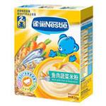 雀巢鱼肉蔬菜米粉255g(6个月以上)