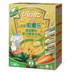 亨氏咀嚼乐蔬菜颗粒200g(7-24个月)