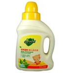 金盾康馨天然温和婴儿洗衣液1000ML*3
