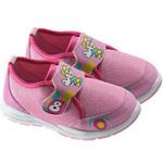 哈利宝贝秋季新款男女童软底运动网鞋B286粉红色28码/鞋垫实长165mm